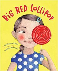 big-red-lollipop book review