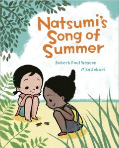 Natsumi's Song of Summer book cover