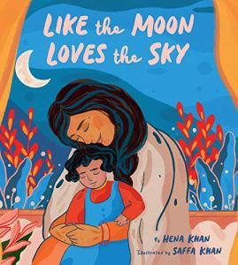 Like the Moon Loves the Sky book cover image