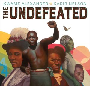 Juneteenth best book picks: The Undefeated book cover