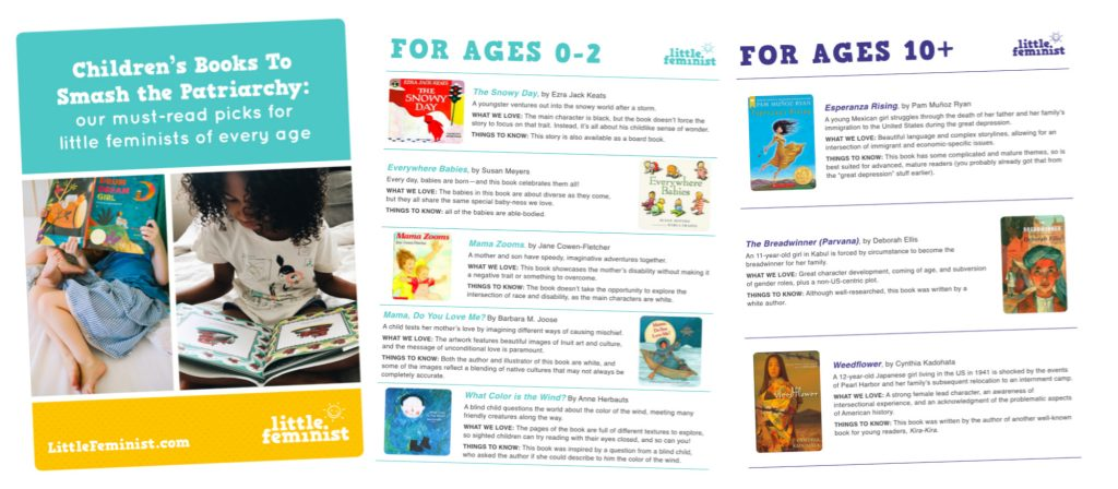 Must-Read Books for Every Age PDF image