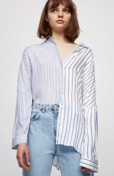 entrada-tendencia_rayas_azules-camisa_rayas_desiguales-bershka