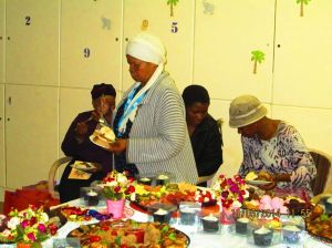 Mothers Day at Johannesburg General Hospital