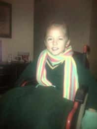 April 2013- ready for school
