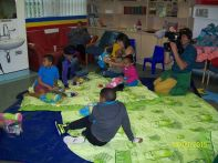 Picnic Tygerberg Hospital Paediatric Oncology Ward 10 Sept 2015