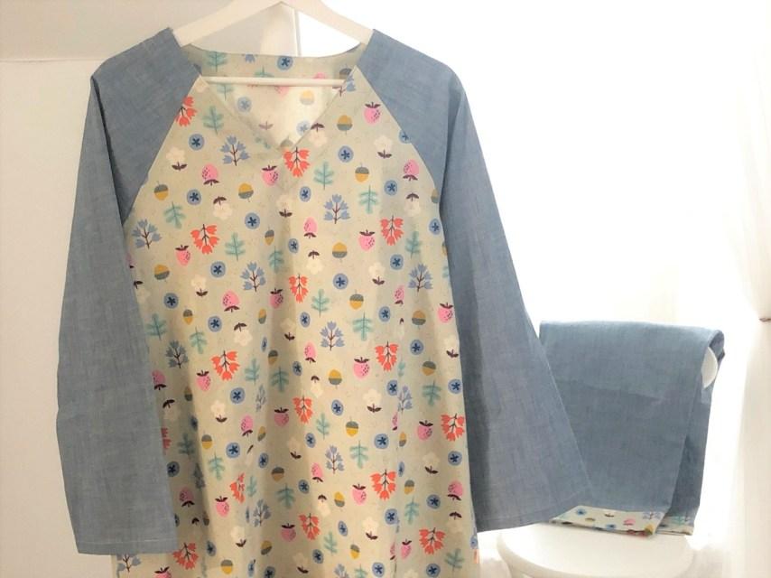pocoゆったりパジャマ [Lサイズ]
