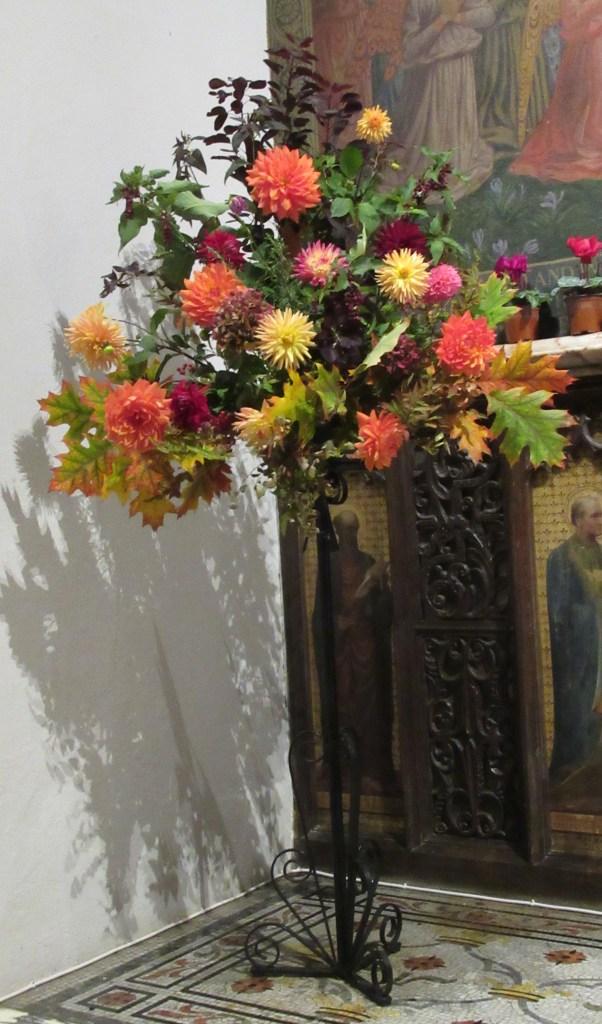 Photo of harvest flowers