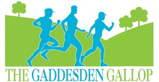 Gaddesden Gallop logo