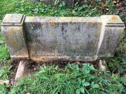 Photo of Frederick Purton's family's grave