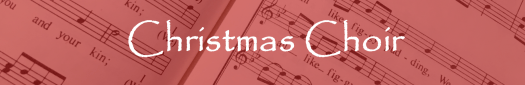 Christmas Choir Header