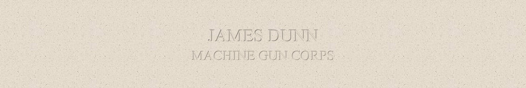 James Dunn Header