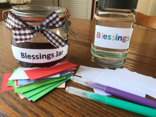 Photo of blessings jar 2
