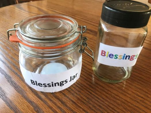 Photo of blessings jar 1