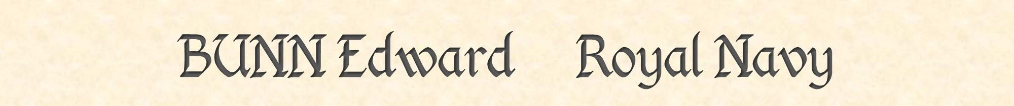 Edward Bunn header