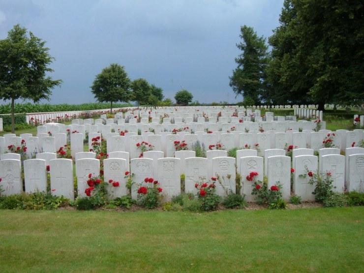 Photo of Le Cateau Military Cemetery