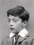 Photo of Humphrey Talbot as a Child