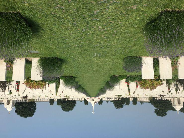 Photo of Tyne Cot Cemetery, Belgium