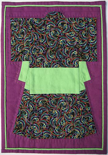 Jane Steward Kimono No.1 LG