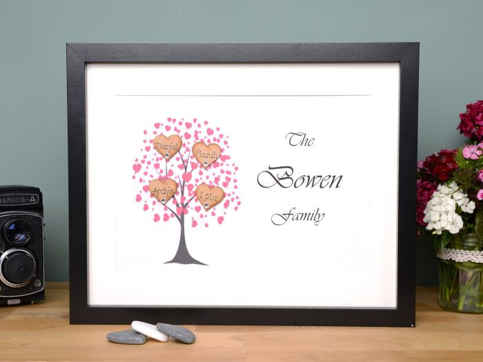 unique 50th wedding anniversary gifts for parents - Little Gems Online