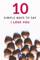 "10 Simple Ways to Say, ""I Love You!"""