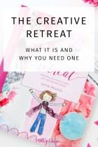 The Creative Retreat