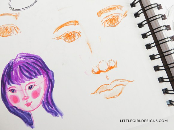 Want to join me this year in learning to draw? I'll be sharing techniques and resources that I'm using on my way to becoming a better artist.