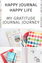 Happy Journal, Happy Life — My Gratitude Journal Journey
