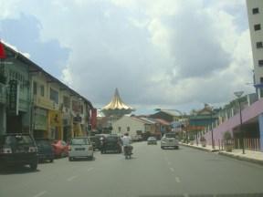 Kuching - Old Wayang St