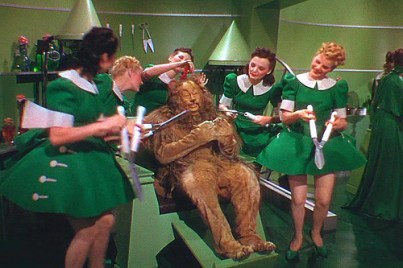 wizard of oz emerald city, photo via pinterest.