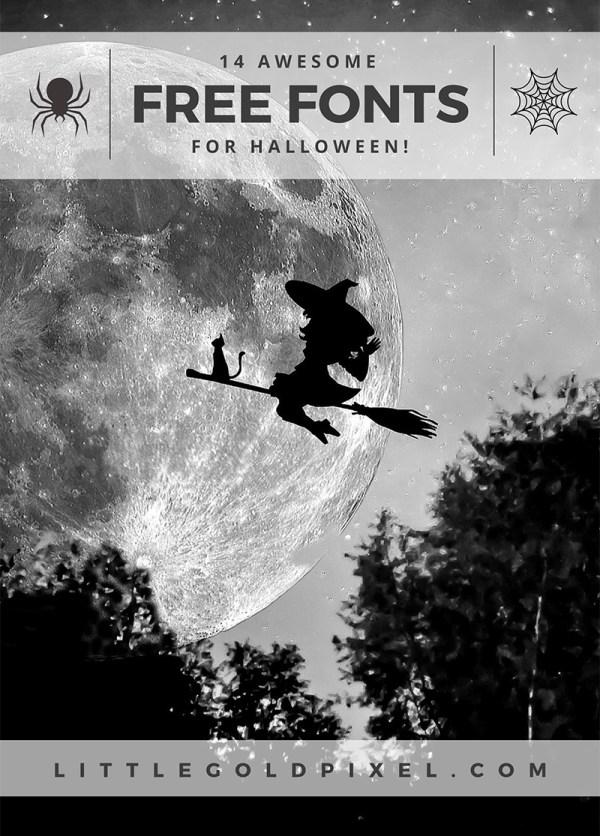 free halloween fonts # 64