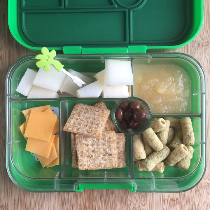 Little Grazers Lunch Box Ideas - yumbox