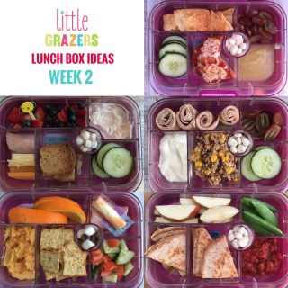 Lunch Box Ideas – Week 2