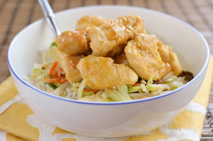 Little Grazers Lemon Chicken - gluten free, dairy free, fussy eaters, kids meals, family meals