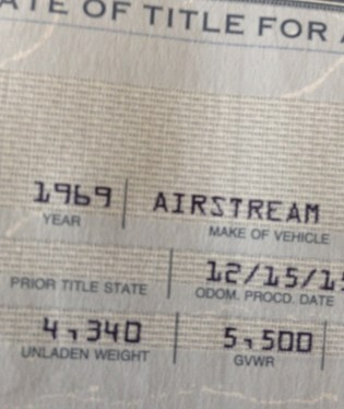 Airstream Title