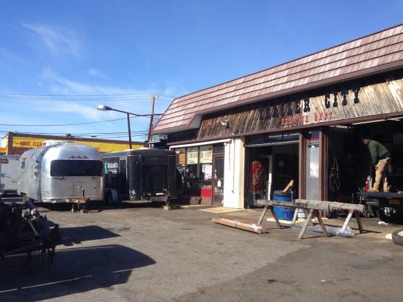 Tent & Trailer City