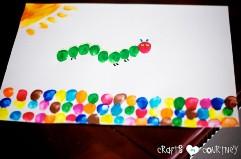 fingerprint-the-very-hungry-caterpillar-craft