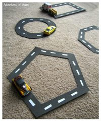 Learning-Shapes-With-Toy-Cars