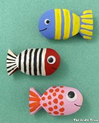toilet roll fish