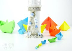 Origami-For-Kids-Paper-Boats