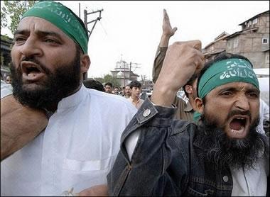 musulmani del kashmir indiano