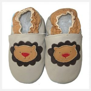 Softies-Leo-the-lion-design-soft-sole