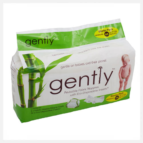 gently Starter Pack Newborn up to 5kgs