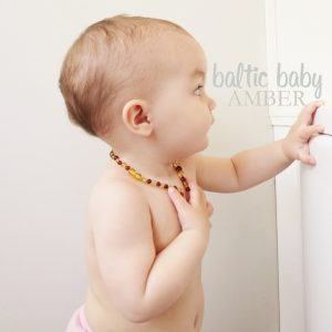 Baltic Baby Amber Knecklaces