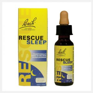 Bach Flower Essences Rescue Sleep Drops 10ml