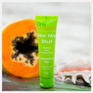 Only Papaya Paw Paw Balm 25g
