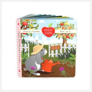 Apple Park - Bunnys Garden Book - Book 2 Cover