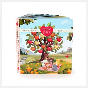Apple Park - The Apple Park Picnic Pals Book - Book 1