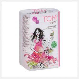 TOM Organic Maternity Pads