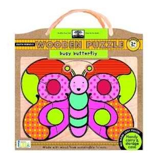 Gree-Start-Wooden-Puzzle-Busy-Butterfly