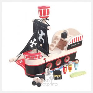 Artiwood Indigo-Jamm-Jolly-Jack's-pirate-ship
